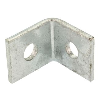 1 hole 1 hole Right Angle bracket (a)
