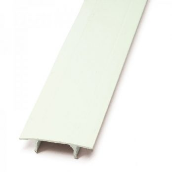 Channel Cover Strips 3mtr (White)