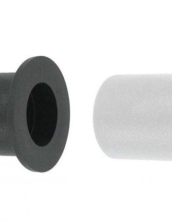 threaded rod plastic end caps