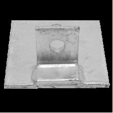 Single Lug Channel Base Plate
