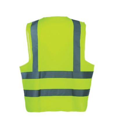 hi visibility vest yellow