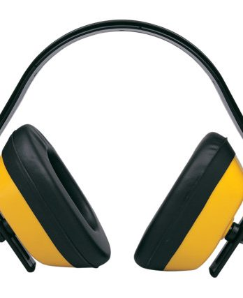 yellow ear defenders