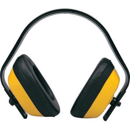 yellow ear defenders