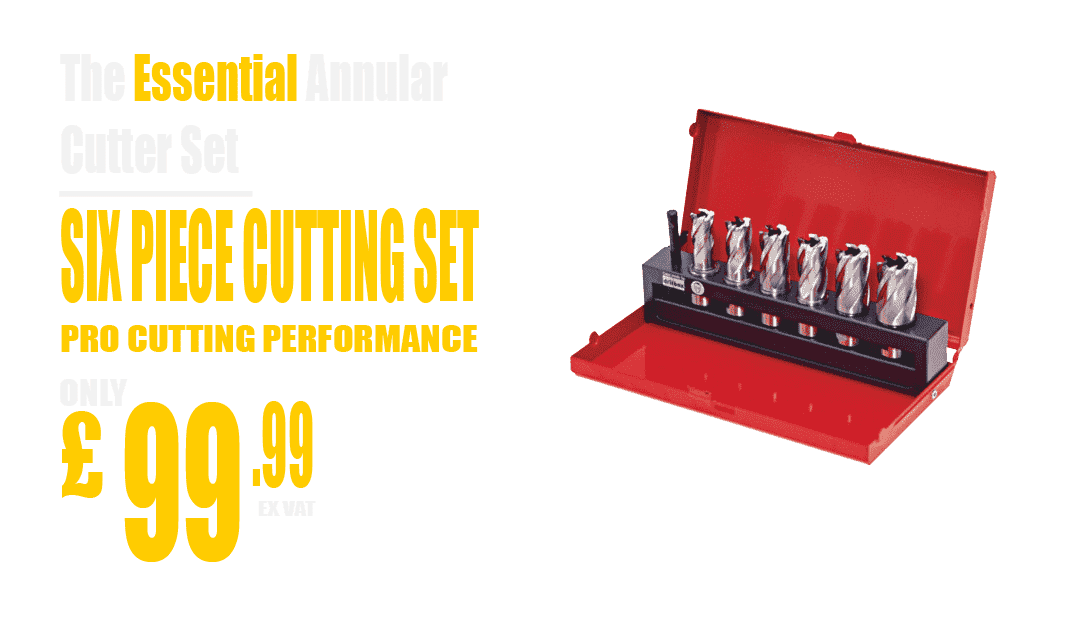 annular cutting set