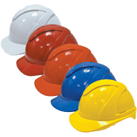 ppe hard hats vented